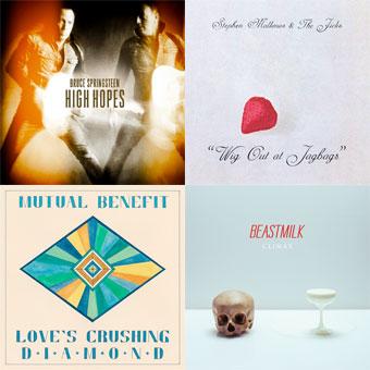 BRUCE SPRINGSTEEN, STEPHEN MALKMUS & THE JICKS, MUTUAL BENEFIT, BEASTMILK... : LES ALBUMS DE LA SEMAINE EN STREAMING