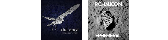 THE ONCE, RICH AUCOIN... : LES ALBUMS DE LA SEMAINE EN STREAMING