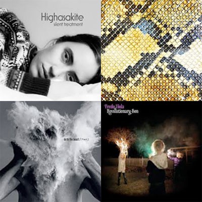 HIGHASAKITE, THE AMAZING SNAKEHEADS, THE AFGHAN WHIGS, FREDO VIOLA... : LES ALBUMS DE LA SEMAINE EN STREAMING