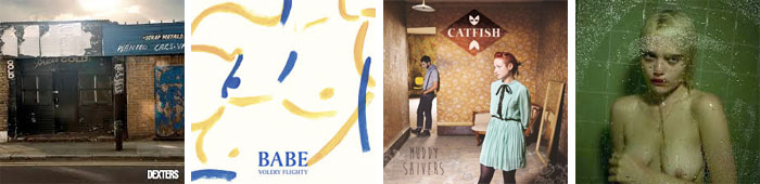 DEXTERS, BABE, CATFISH, SKY FERREIRA... : LES ALBUMS DE LA SEMAINE EN STREAMING