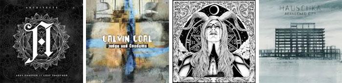 ARCHITECTS, CALVIN COAL, RINGWORM, HAUSCHKA... : LES ALBUMS DE LA SEMAINE EN STREAMING