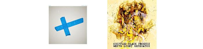 LUSHES, CRIPPLED BLACK PHOENIX... : LES ALBUMS DE LA SEMAINE EN STREAMING