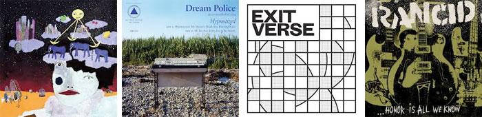 CELESTIAL SHORE, DREAM POLICE, EXIT VERSE, RANCID... : LES ALBUMS DE LA SEMAINE EN STREAMING
