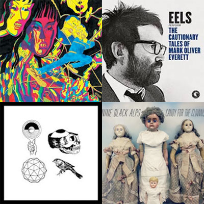 THEE OH SEES, EELS, WOODS, NINE BLACK ALPS... : LES ALBUMS DE LA SEMAINE EN STREAMING