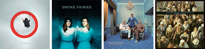 JOHN FRUSCIANTE, SMOKE FAIRIES, TRIGGERFINGER, VIKESH KAPOOR... : LES ALBUMS DE LA SEMAINE EN STREAMING