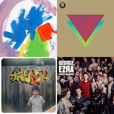 ALT-J, GOAT, TWEEDY, GEORGE EZRA... : LES ALBUMS DE LA SEMAINE EN STREAMING