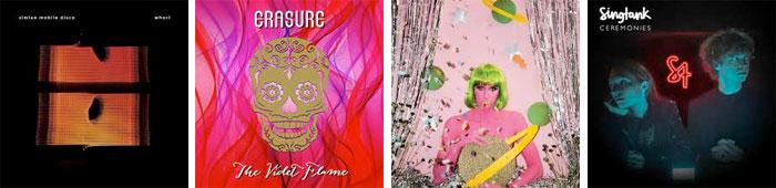 SIMIAN MOBILE DISCO, ERASURE, WAX WITCHES, SINGTANK... : LES ALBUMS DE LA SEMAINE EN STREAMING