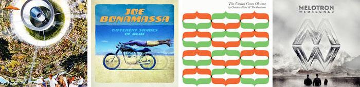 ORACLES, JOE BONAMASSA, CHRISTIAN BLAND AND THE REVELATORS, MELOTRON... : LES ALBUMS DE LA SEMAINE EN STREAMING