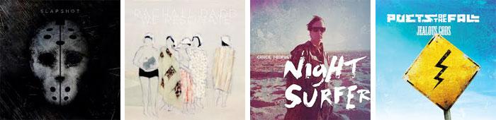SLAPSHOT, RACHAEL DADD, CHUCK PROPHET, POETS OF THE FALL... : LES ALBUMS DE LA SEMAINE EN STREAMING