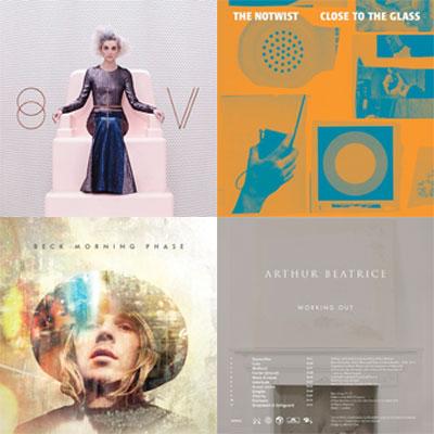 ST. VINCENT, THE NOTWIST, BECK, ARTHUR BEATRICE... : LES ALBUMS DE LA SEMAINE EN STREAMING