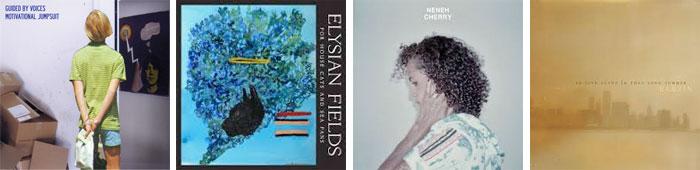 GUIDED BY VOICES, ELYSIAN FIELDS, NENEH CHERRY, BARZIN...  : LES ALBUMS DE LA SEMAINE EN STREAMING