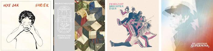 WYE OAK, WOVENHAND, FM BELFAST, RAY LAMONTAGNE... : LES ALBUMS DE LA SEMAINE EN STREAMING