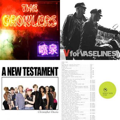 THE GROWLERS, THE VASELINES, CHRISTOPHER OWENS, APHEX TWIN... : LES ALBUMS DE LA SEMAINE EN STREAMING