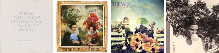 MIREL WAGNER, MARTIN CARR, THE VALS, SHE KEEPS BEES... : LES ALBUMS DE LA SEMAINE EN STREAMING