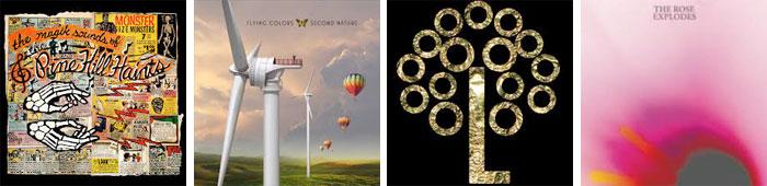 PINE HILL HAINS, FLYING COLOURS, GLASS GHOST, DREAM BOAT... : LES ALBUMS DE LA SEMAINE EN STREAMING