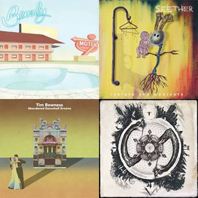 BEVERLY, SEETHER, TIM BOWNESS, MONUMENTS... : LES ALBUMS DE LA SEMAINE EN STREAMING