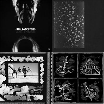 JOHN CARPENTER, MOTORAMA, TWERPS, TAMAN SHUD... : LES ALBUMS DE LA SEMAINE EN STREAMING
