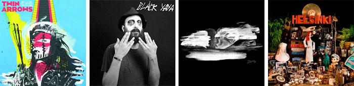 TWIN ARROWS, BLACK YAYA, DANIEL AVERY, HELSINKI... : LES ALBUMS DE LA SEMAINE EN STREAMING