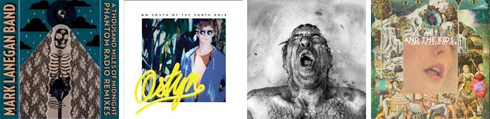MARK LANEGAN, OSTYN, SPECTRES, AND THE KIDS... : LES ALBUMS DE LA SEMAINE EN STREAMING