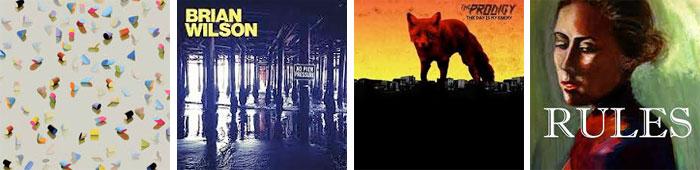 LOWER DENS, BRIAN WILSON, THE PRODIGY, ALEX G... : LES ALBUMS DE LA SEMAINE EN STREAMING