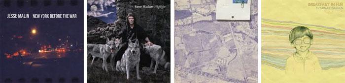 JESSE MALIN, STEVE HACKETT, PEOPLE OF THE NORTH, BREAKFAST IN FUR... : LES ALBUMS DE LA SEMAINE EN STREAMING