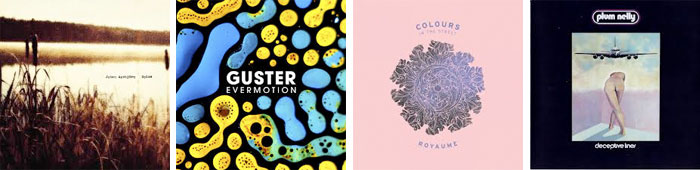 JOHAN AGEBjÖRN, GUSTER, COLOURS IN THE STREET, PLUM NELLY... : LES ALBUMS DE LA SEMAINE EN STREAMING