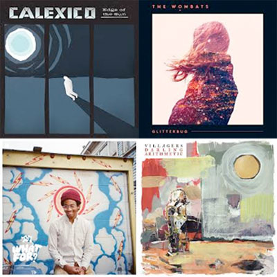 CALEXICO, THE WOMBATS, TORO Y MOI, VILLAGERS... : LES ALBUMS DE LA SEMAINE EN STREAMING