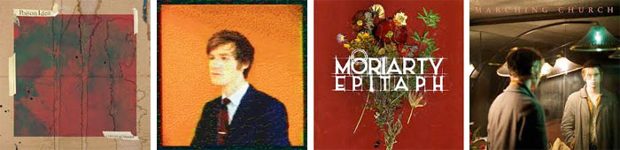 POISON IDEA, EAST INDIA YOUTH, MORIARTY, MARCHING CHURCH : LES ALBUMS DE LA SEMAINE EN STREAMING