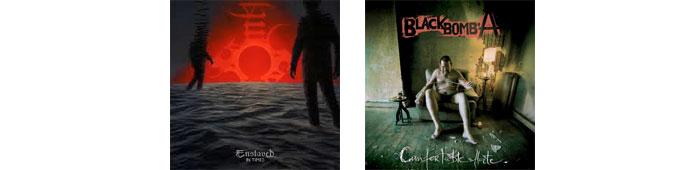 ENSLAVED, BLACK BOMB A... : LES ALBUMS DE LA SEMAINE EN STREAMING