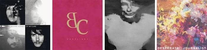 MAXIMILIAN HECKER, BC CAMPLIGHT, ALEX CALDER, DESPERATE JOURNALIST... : LES ALBUMS DE LA SEMAINE EN STREAMING