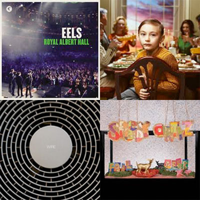 EELS, PASSION PIT, WIRE, SPEEDY ORTIZ... : LES ALBUMS DE LA SEMAINE EN STREAMING