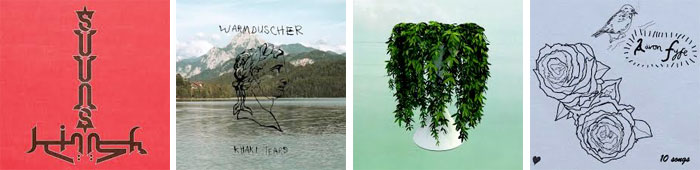 SUUNS & JERUSALEM IN MY HEART, WARMDUSCHER, ERRORS, AARON FYFE... : LES ALBUMS DE LA SEMAINE EN STREAMING
