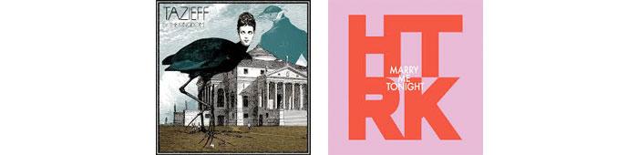 TAZIEFF, HTRK : LES ALBUMS DE LA SEMAINE EN STREAMING
