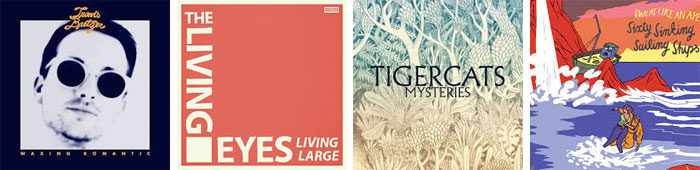 TRAVIS BRETZER, LIVING EYES, TIGERCATS, SWEAT LIKE AN APE... : LES ALBUMS DE LA SEMAINE EN STREAMING