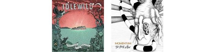 IDLEWILD, MOMENTUM... : LES ALBUMS DE LA SEMAINE EN STREAMING