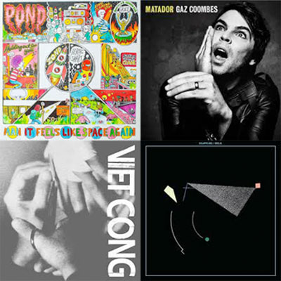 POND, GAZ COOMBES, VIET CONG, DISAPPEARS... : LES ALBUMS DE LA SEMAINE EN STREAMING
