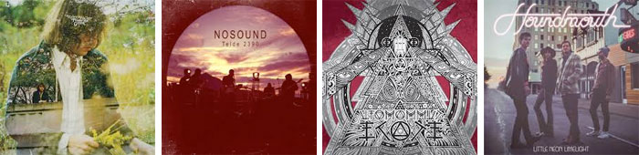 RYLEY WALKER, NOSOUND, UFOMAMMUT, HOUNDMOUTH... : LES ALBUMS DE LA SEMAINE EN STREAMING
