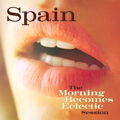 SPAIN POCHETTE THE MORNING BECOMES ECLECTIF SESSION