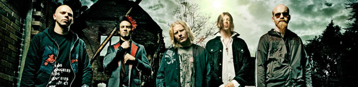 STONE SOUR DEVOILE L'ENREGISTREMENT DE SON NOUVEL ALBUM AUDIO SECRECY