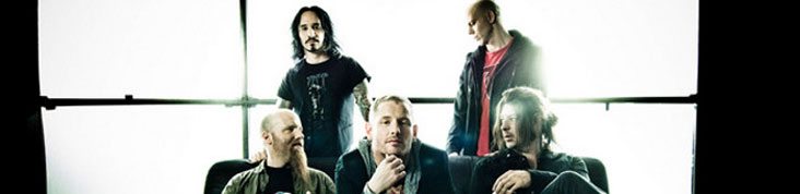 STONE SOUR : CONCERT EN DIRECT DE NEW YORK LE 30 AOUT