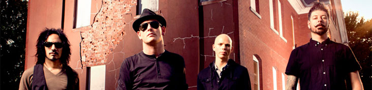 STONE SOUR : NOUVEL ALBUM HOUSE OF GOLD & BONES, PART 1 EN ECOUTE EN AVANT-PREMIERE