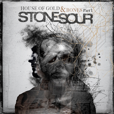 STONE SOUR POCHETTE NOUVEL ALBUM HOUSE OF GOLD & BONES, PART 1