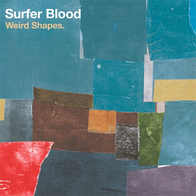 SURFER BLOOD POCHETTE WEIRD SHAPES