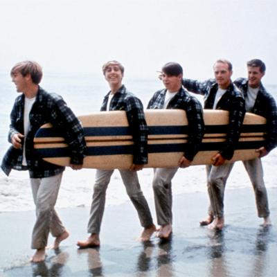 GROUPE THE BEACH BOYS