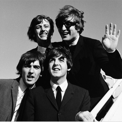 GROUPE THE BEATLES