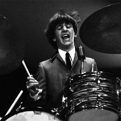 RINGO STARR LIVE 1964