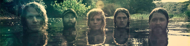 THE BLACK ANGELS : NOUVEL ALBUM INDIGO MEADOW EN AVRIL, DON'T PLAY WITH GUNS EN ECOUTE