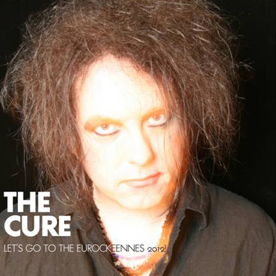 THE CURE PORTRAIT ROBERT SMITH
