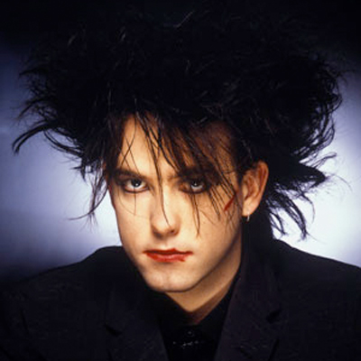 PORTRAIT ROBERT SMITH (THE CURE)