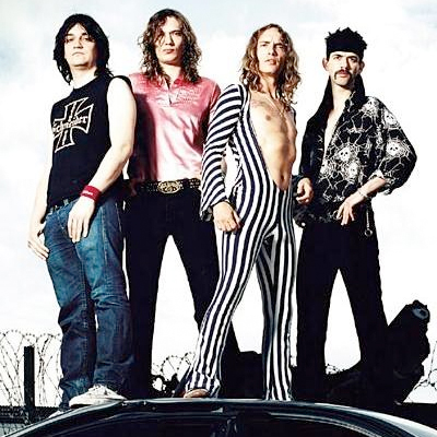 GROUPE THE DARKNESS